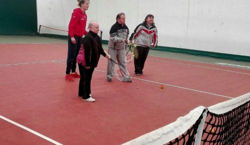 """Progetto """"Viva il tennis"""": un set point per l'inserimento dei giovani disabili"""