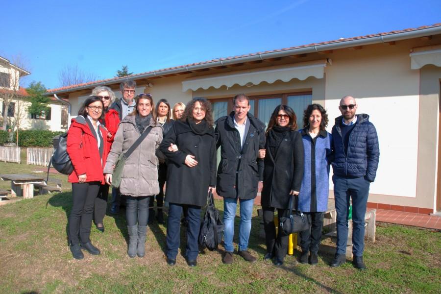 Valdichiana, le risposte alla disabilità: centro polivalente a Montecchio e alloggio a Camucia