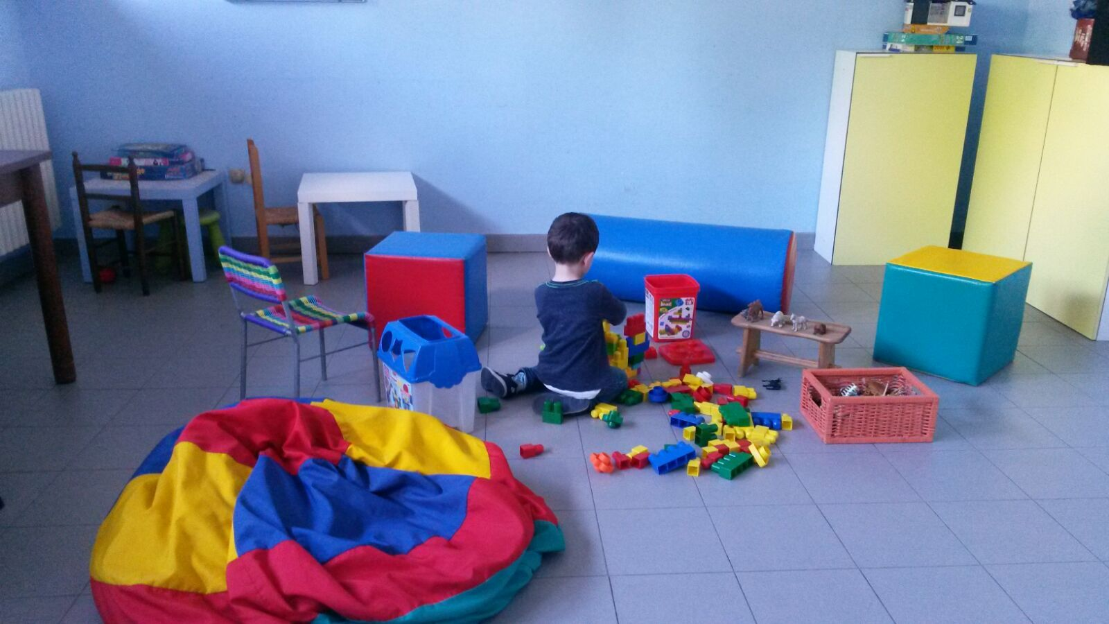 Servizio infanzia / adolescenza