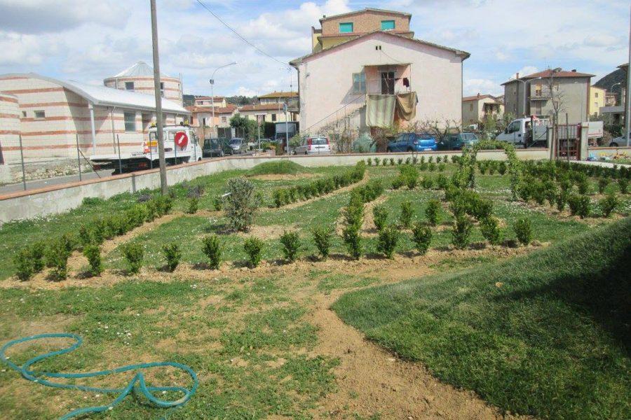 """Inaugurazione giardino al nido """"Jacopo Benedetti"""""""