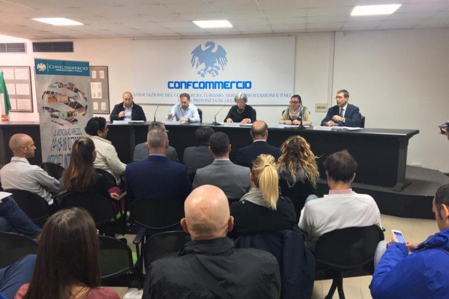 Tuttigiorni on the road al Mercato Internazionale di Arezzo