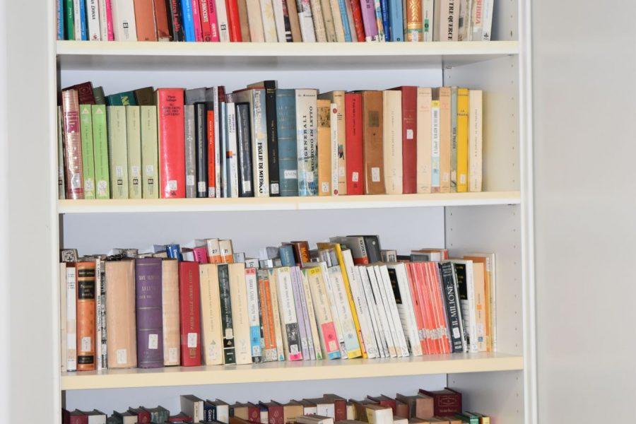 """Rsa Express: una """"vagonata"""" di libri dal DLF agli anziani delle Rsa"""