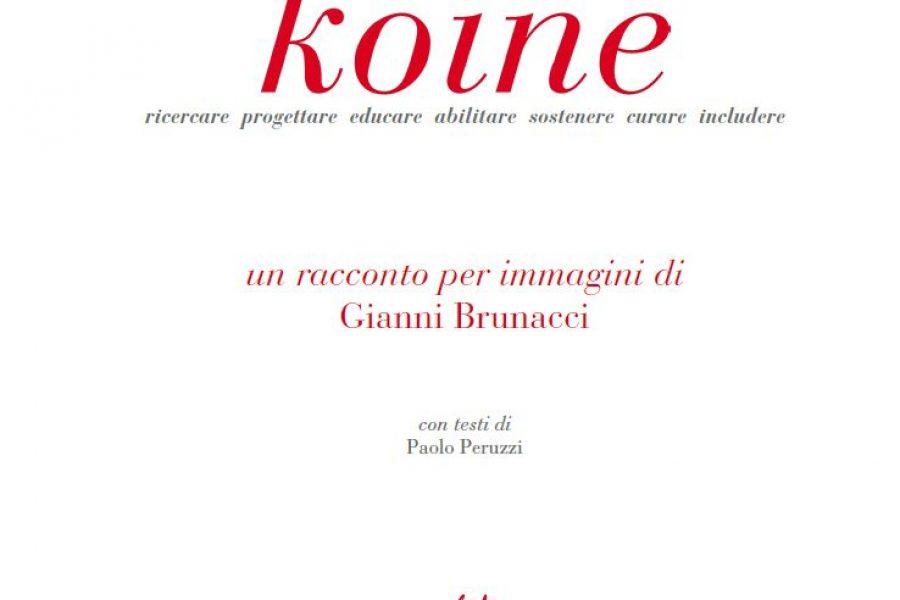 """""""Koinè, un racconto per immagini"""": il 20 dicembre presentazione del libro fotografico di Brunacci"""