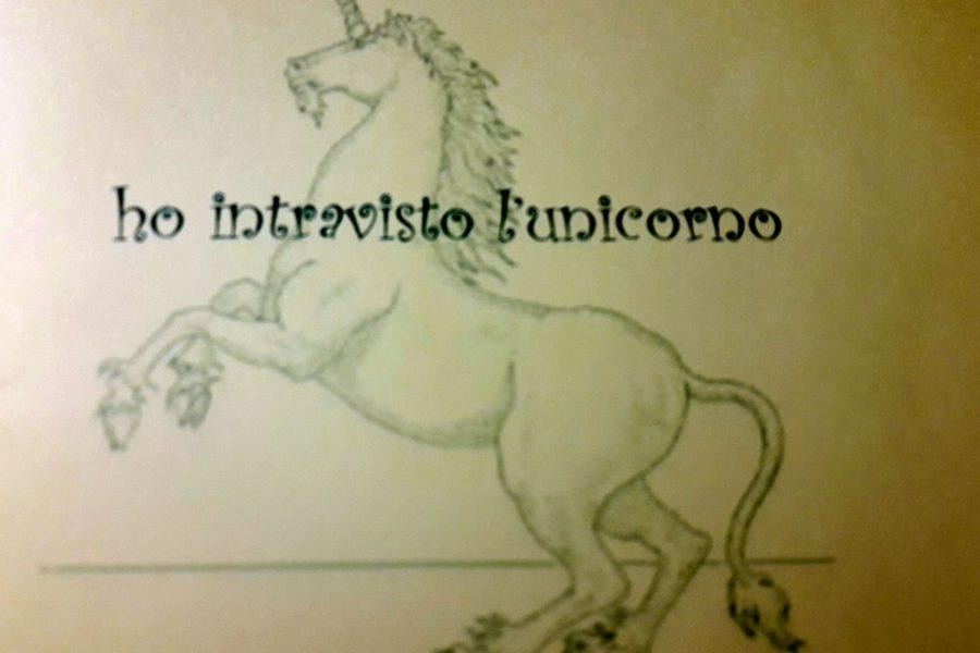 L'unicorno dona le parole