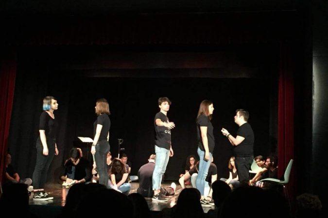 Ottavo Giorno e studenti vanno in scena a Montevarchi