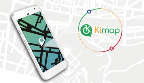 Kimap, il navigatore intelligente per i disabili
