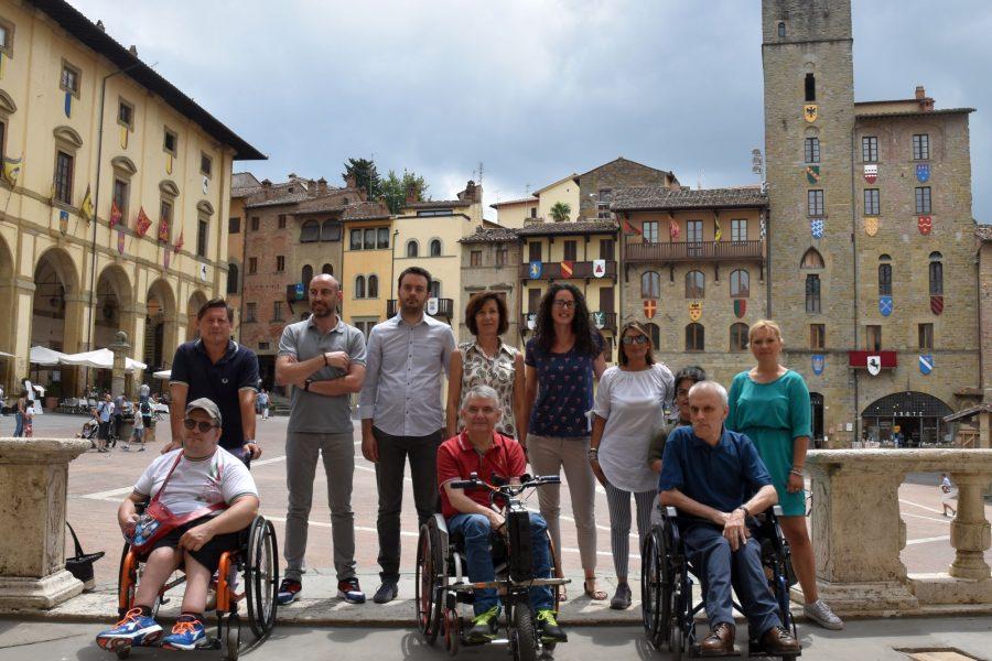 Kimap, il navigatore per disabili che impara dagli utenti e aggiorna i percorsi accessibili