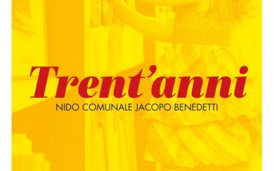 """Rapolano: trenta candeline per l'asilo nido comunale """"Jacopo Benedetti"""""""