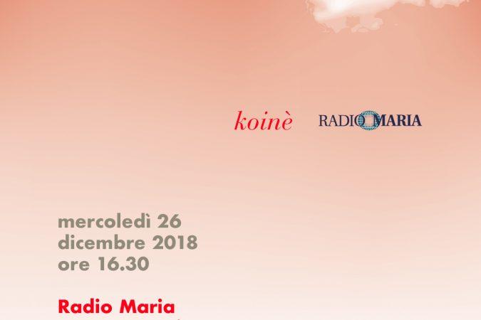 Radio Maria in diretta dall'RSA Pescaiola per la Santa Messa