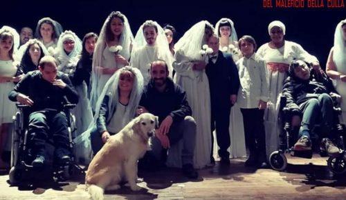 """Il teatro sociale dal Casentino a Firenze: va in scena """"Di anonimo amore"""""""
