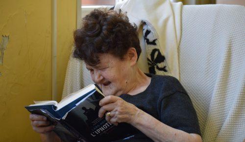 Rsa Boschi: i libri fanno sentire la loro voce