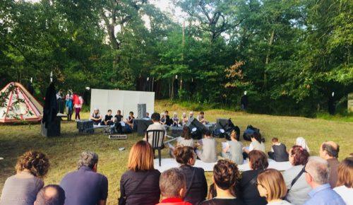 Ramarella: Festa dei fiori nella fattoria di agricoltura sociale