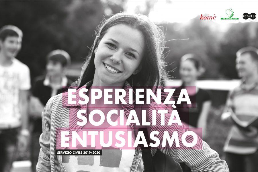 Servizio civile 2019/2020