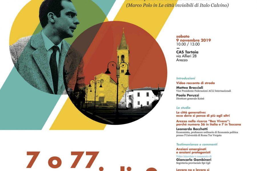 7 o 77 meraviglie: i dati su Arezzo, le idee sulla città